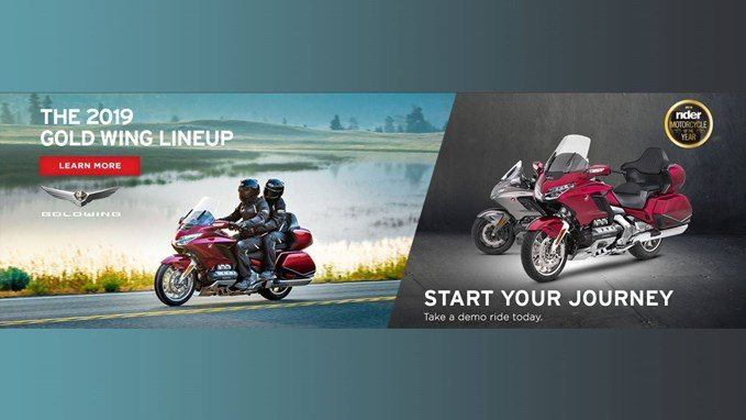 Honda - All Motorcycle Offers